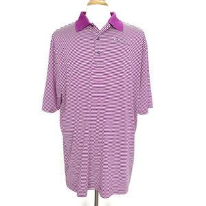 FJ FootJoy Mens Golf Polo Shirt 2XL Delaire Club